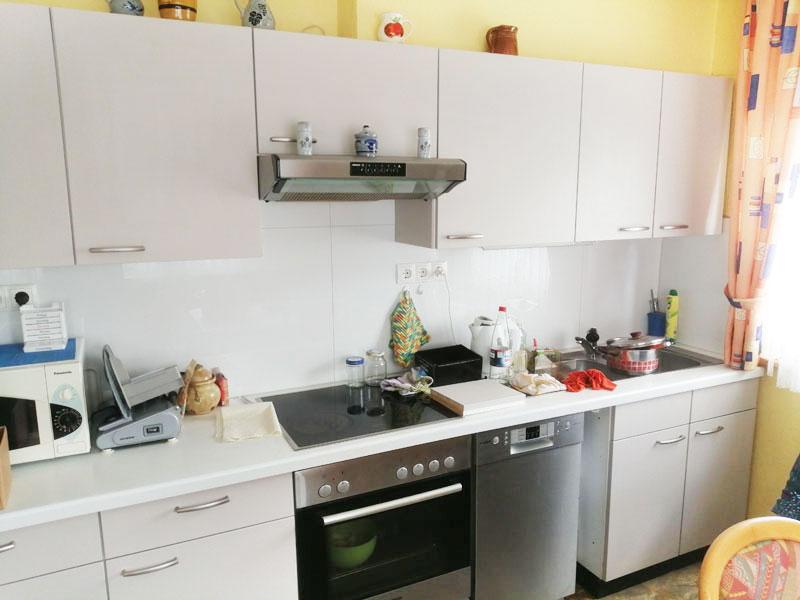 Küchen Redesign