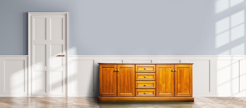 Innenausbau Möbelfabrik Ehrismann