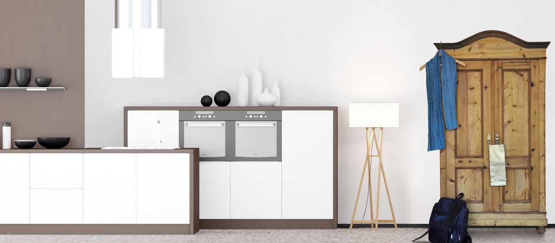 Küche maßgeschneidert Möbelfabrik Ehrismann